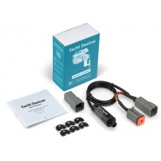 Yacht Devices Engine Gateway YDEG-04 for Volvo Penta, BRP Rotax, J1939 engines for NMEA 2000 / Seatalk NG