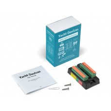 Yacht Devices NMEA 0183 Multiplexer with Seatalk support YDNM-02
